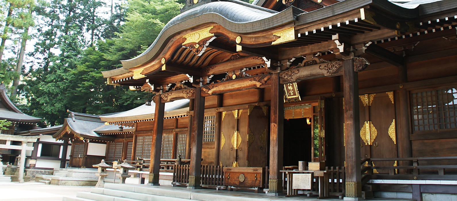 岐阜県 桜山八幡宮